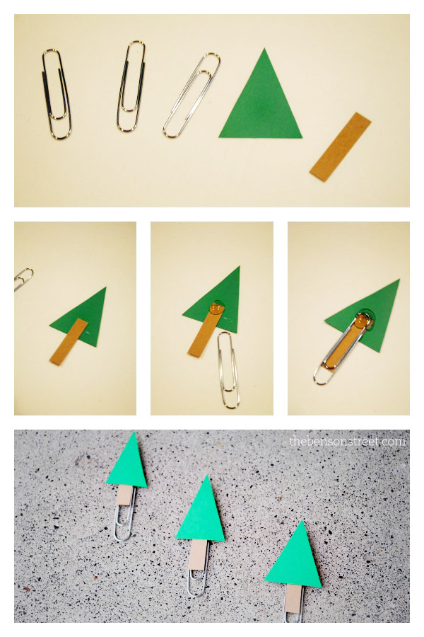 how to make hangers out of paper clips
